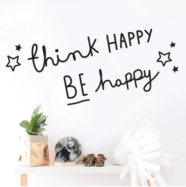 Happy Wall Sticker