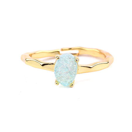 Empathy Crystal Ring