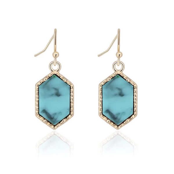Strength Crystal Earrings