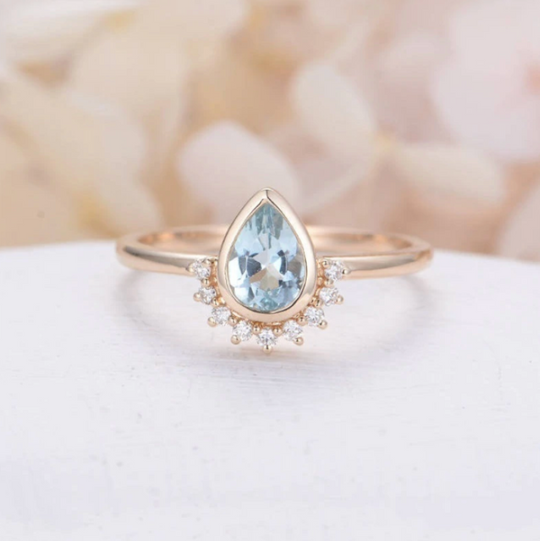 Empathy Zircon Ring
