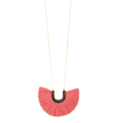 Love Tassel Necklace