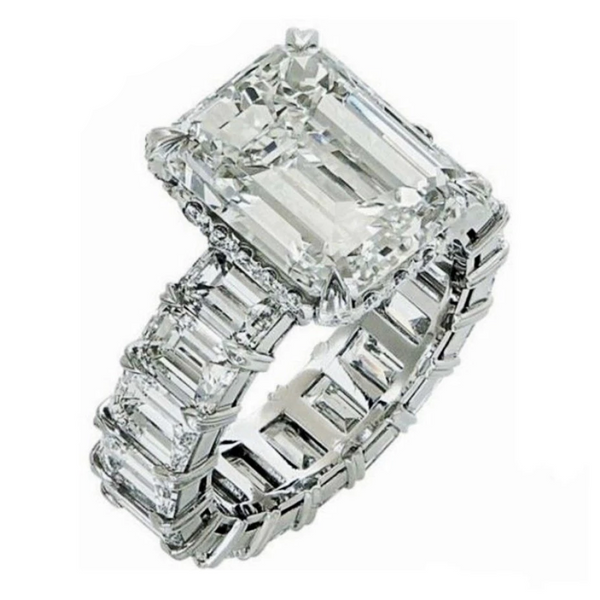 Abundance Zircon Ring (SOLD OUT)