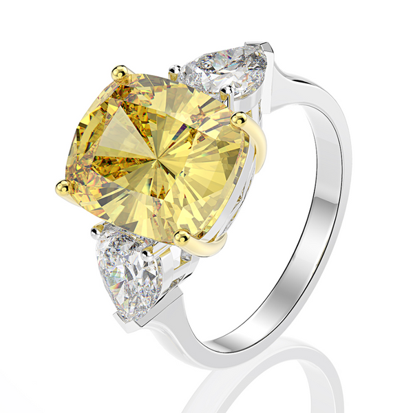 Prosperity Radiant-Cut Ring (SOLD OUT)