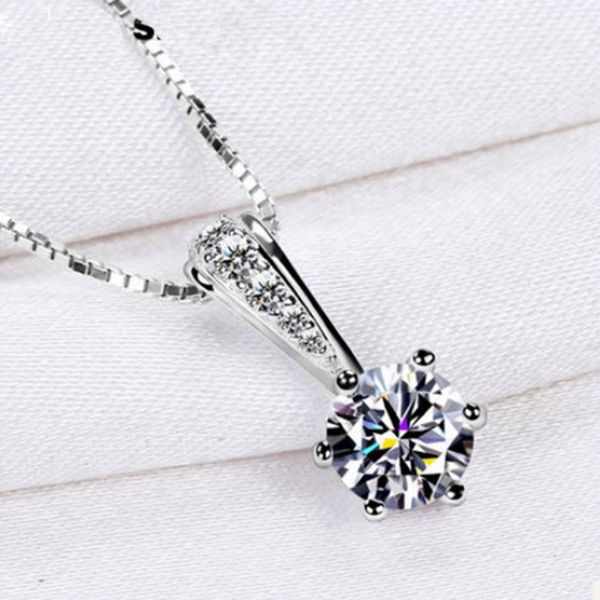 Abundance Moissanite Necklace