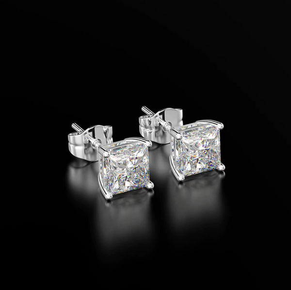 Abundance Moissanite Earrings
