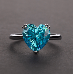 Empathy Heart Ring