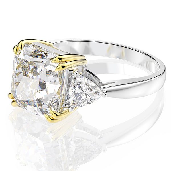 Abundance Radiant-Cut Ring