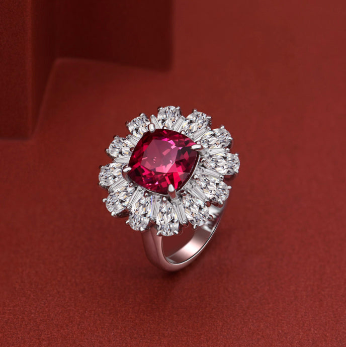 Passion Halo Ring