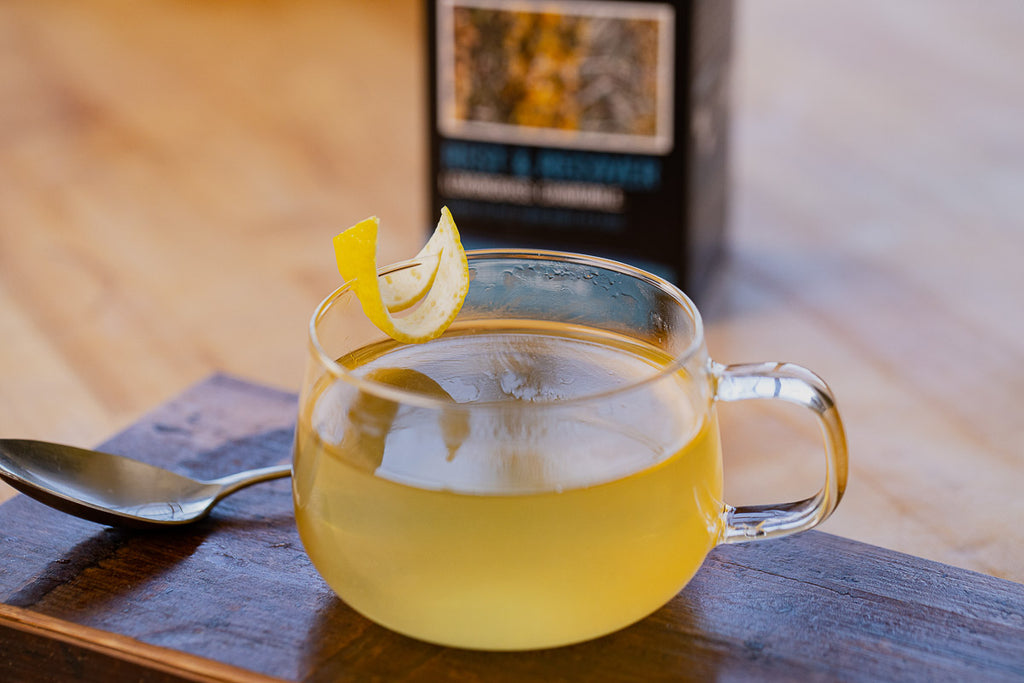 Rest  &  Recovery  tea recipe