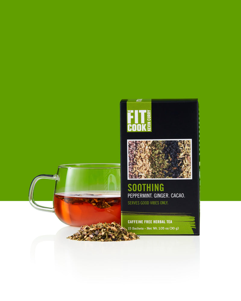 Energy & Focus Hot Tea