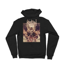 Load image into Gallery viewer, KONKHRA - ALPHA AND THE OMEGA (Multiple colors - Hoodie sweater w. large back print)