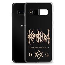 Load image into Gallery viewer, KONKHRA - ALPHA AND THE OMEGA (Samsung Case)