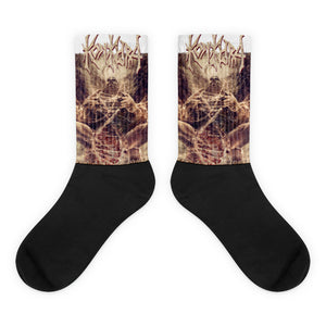 KONKHRA - ALPHA AND THE OMEGA (Socks)