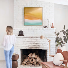 Endless Summer canvas wrapped painting
