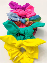 Load image into Gallery viewer, Spring/Summer SWIM Scrunchies