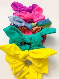 Spring/Summer SWIM Scrunchies