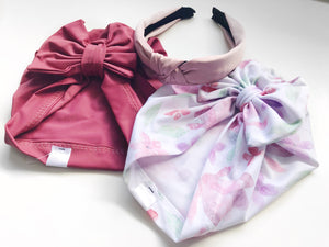 Spring/Summer Bow Beanies