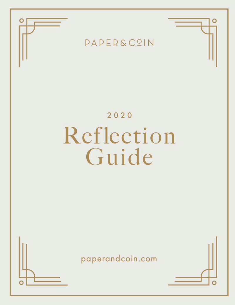 2020 Reflection Guide