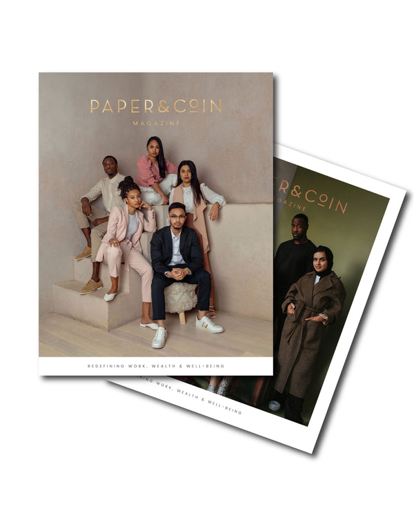 PAPER & COIN Magazine Bundle Vol 2 & 3