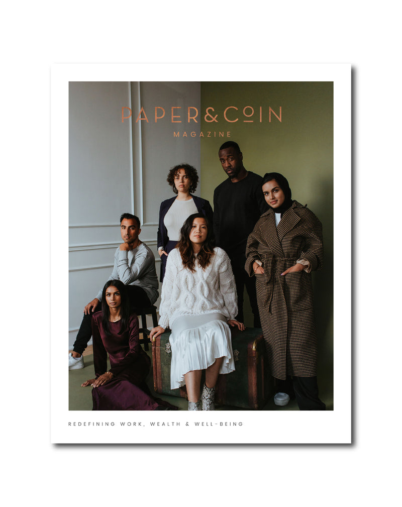PAPER & COIN Magazine Vol 2