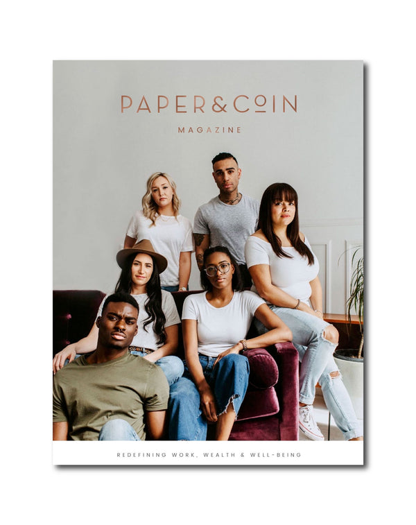 PAPER & COIN Magazine Vol 1