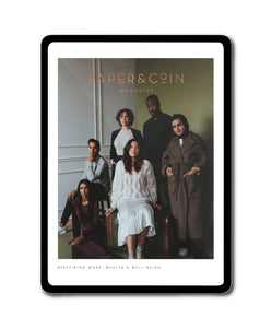 PAPER & COIN Magazine Vol 2 Digital