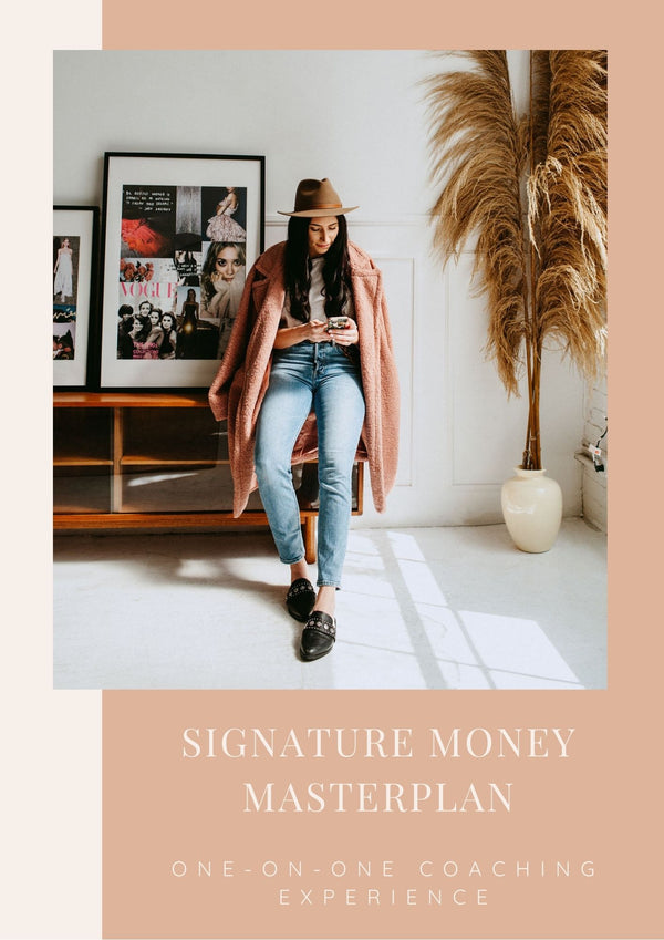 Signature Money Masterplan