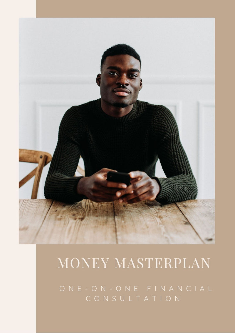 Money Masterplan One-Time Payment