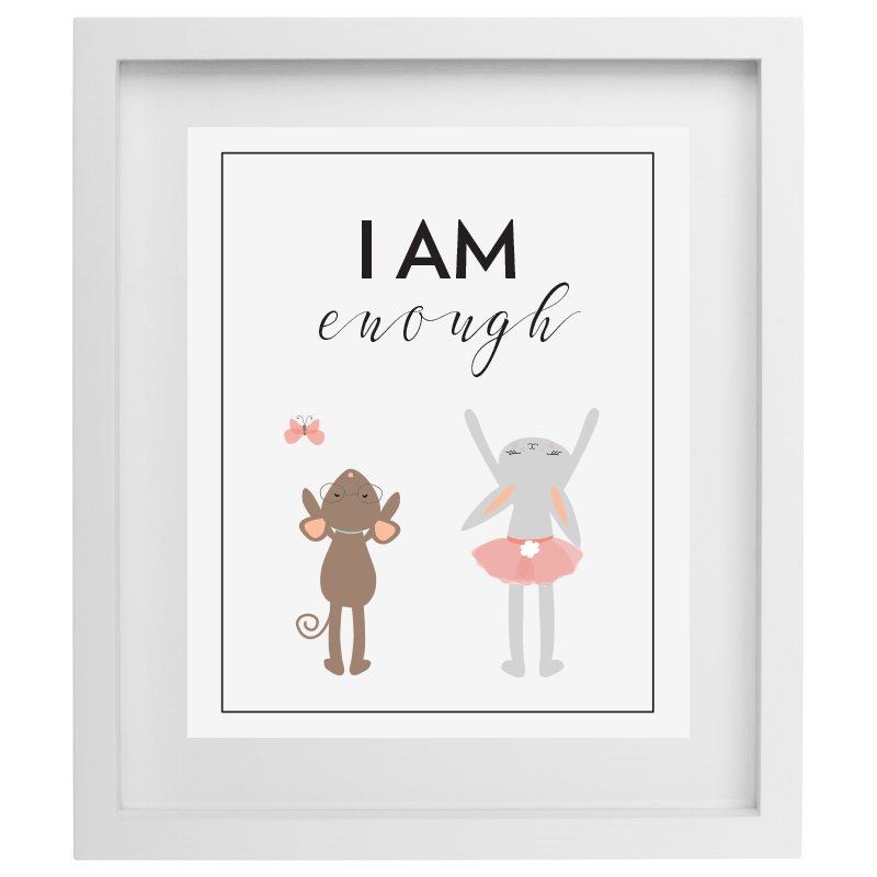 I Am Affirmation Prints