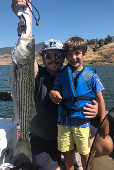 Castaic Fishing and Lake Conditions – 08/31/2019