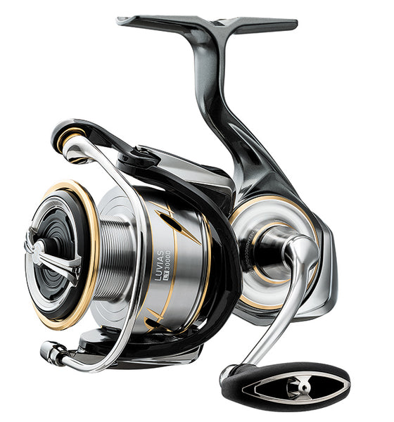 New Daiwa Luvias Spinning Reel