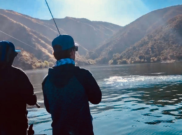 Castaic Lake Fish Report - Castaic, CA (Los Angeles County)