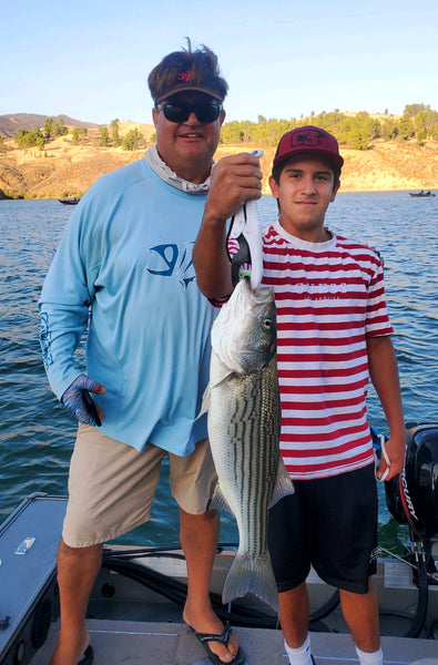 Castaic Lake Fishing Report – 08/16/2020