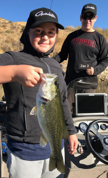 Castaic Fishing and Lake Conditions – 10/27/2019
