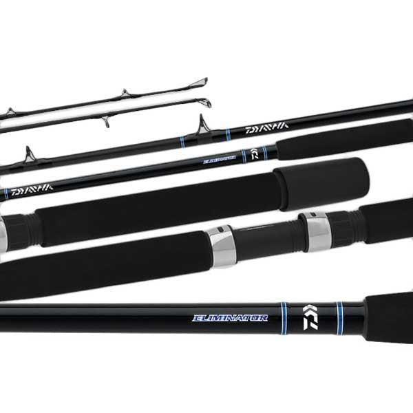 Saltwater Spinning Rods