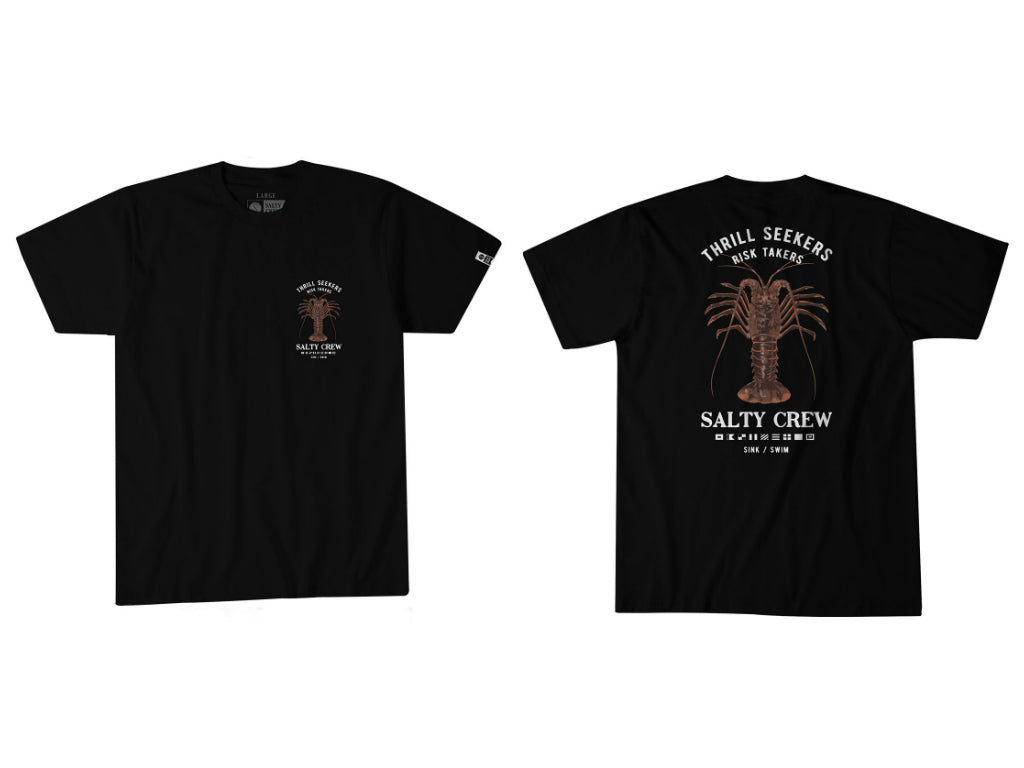 new product f635e 4041a Salty Crew Bugging Out Tee T-Shirt
