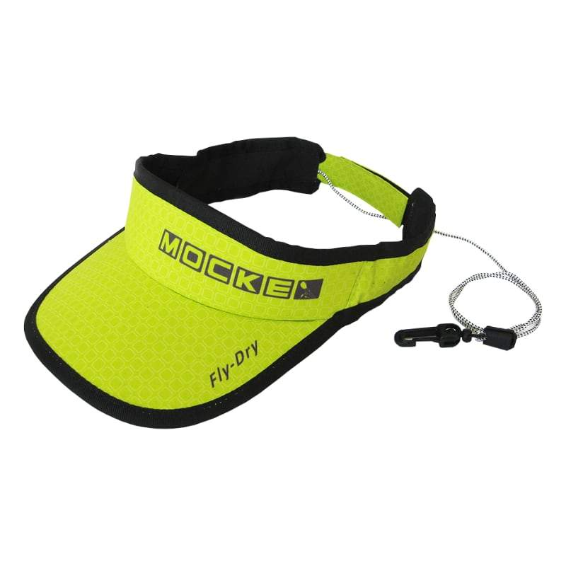 Mocke Fly Dry Visor yellow