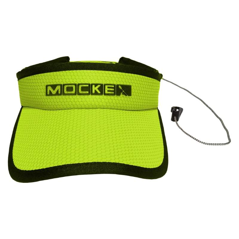 Mocke Fly Dry Visor yellow front