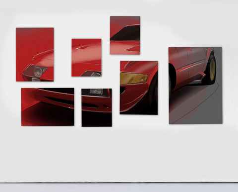 Ferrari Daytona Multi-Set