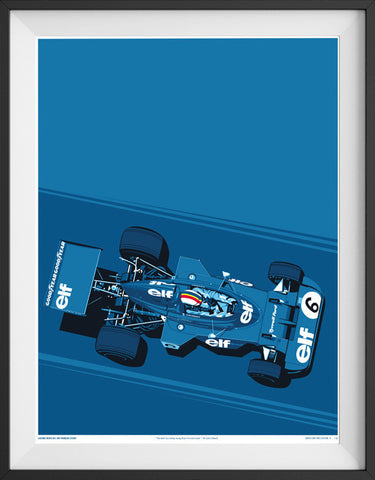Legends Never Die - François Cevert