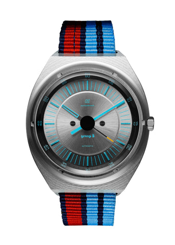 Limited Edition Group B Evoluzione - Blue/Silver