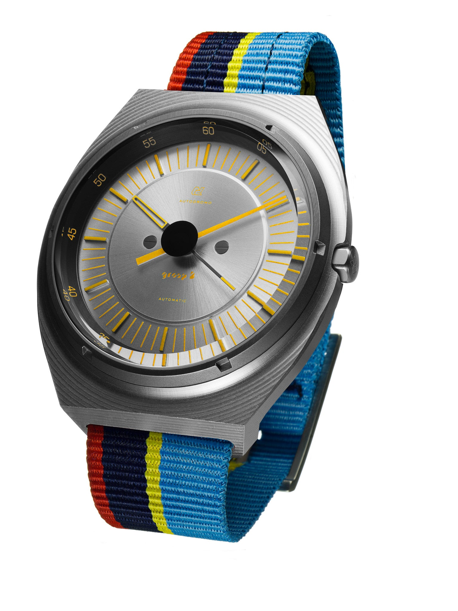 Limited Edition Group B Evoluzione - Yellow/Silver