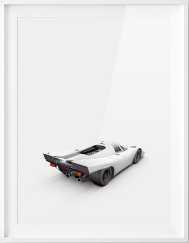 917 Rear Poster