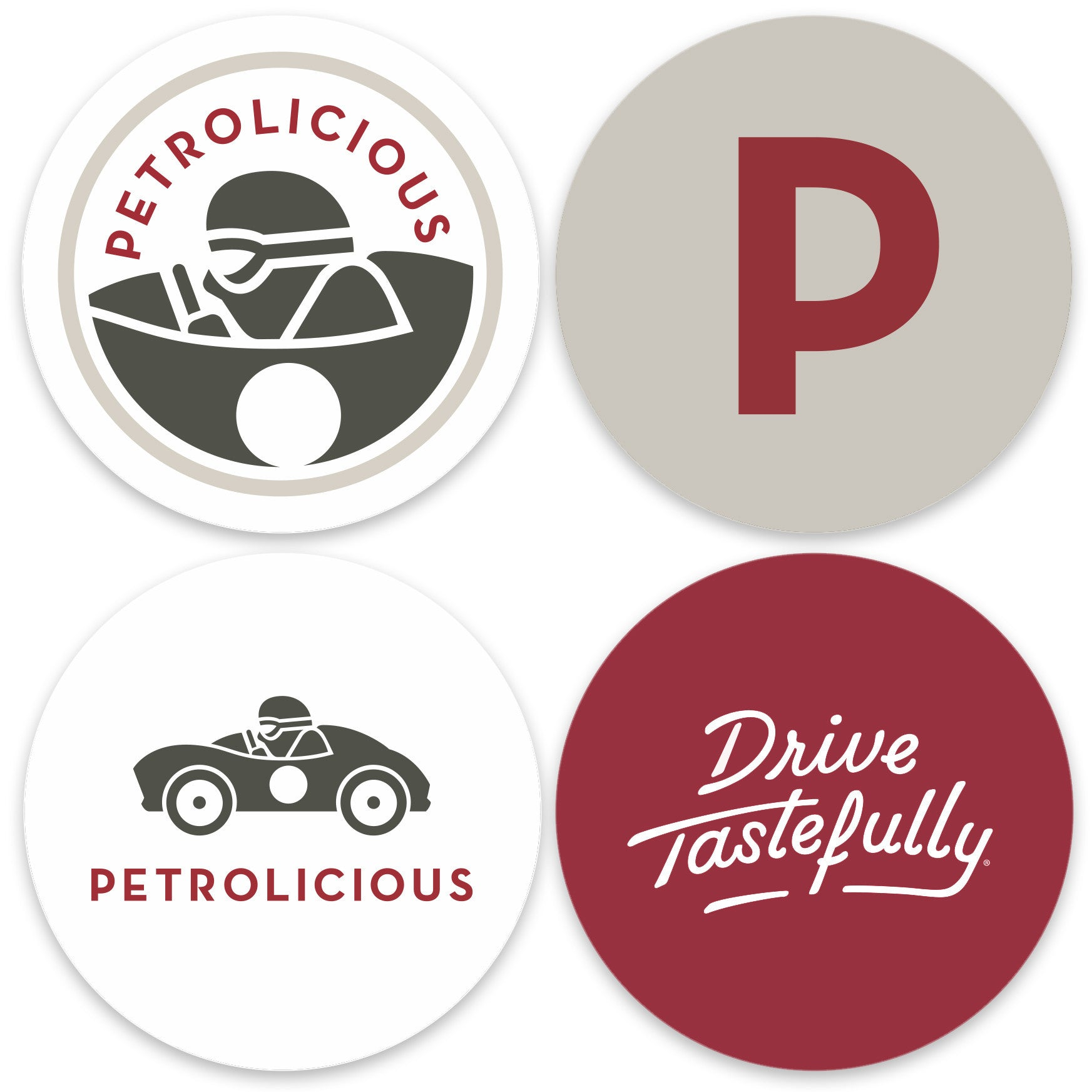 Petrolicious Sticker Pack