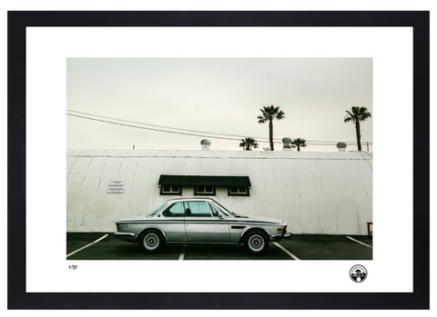 Petrolicious Official Print - BMW CSL 3.0