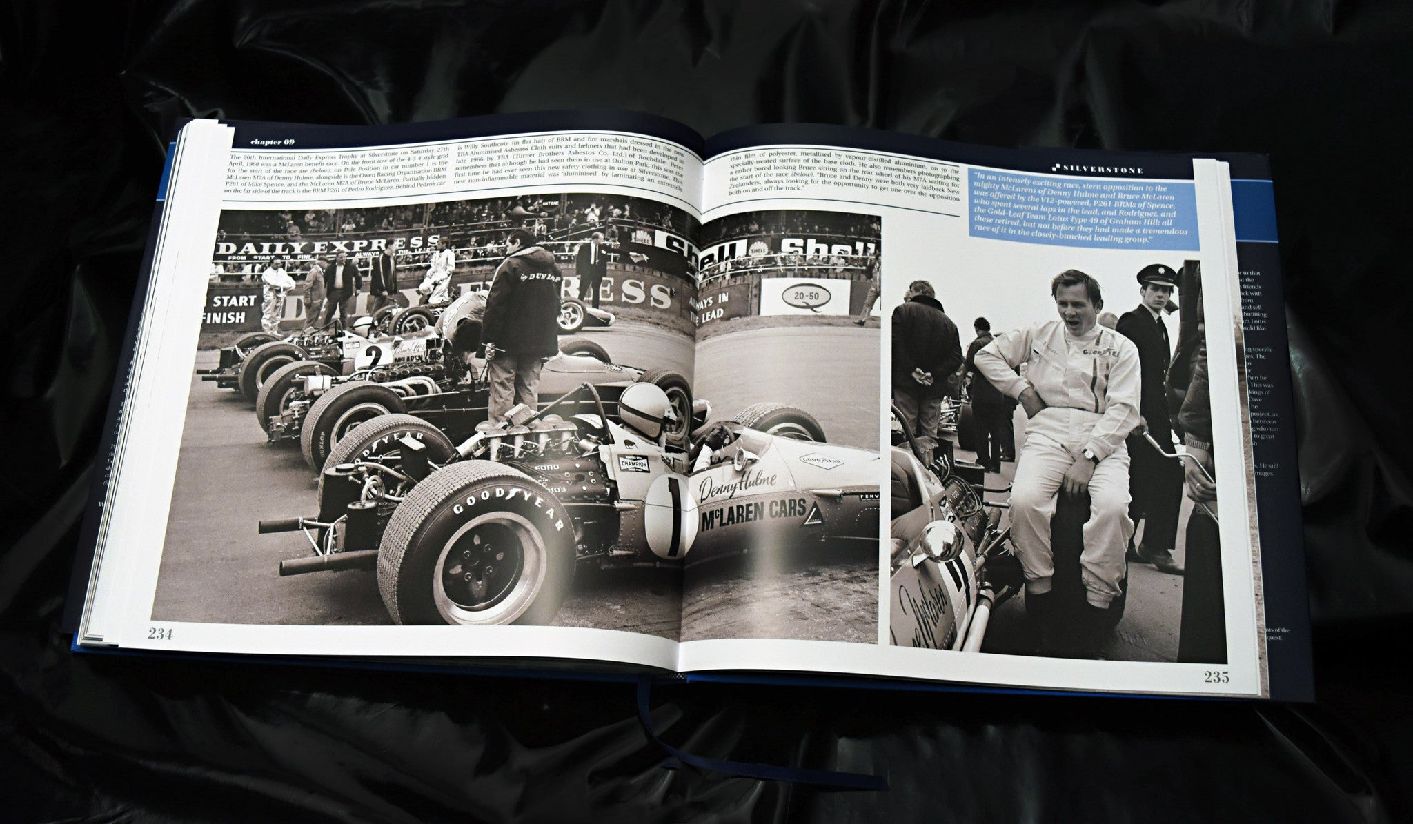 Pit & Paddock - Limited Edition