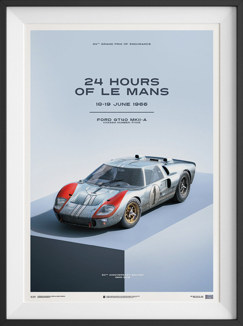 Ford GT40 Collection