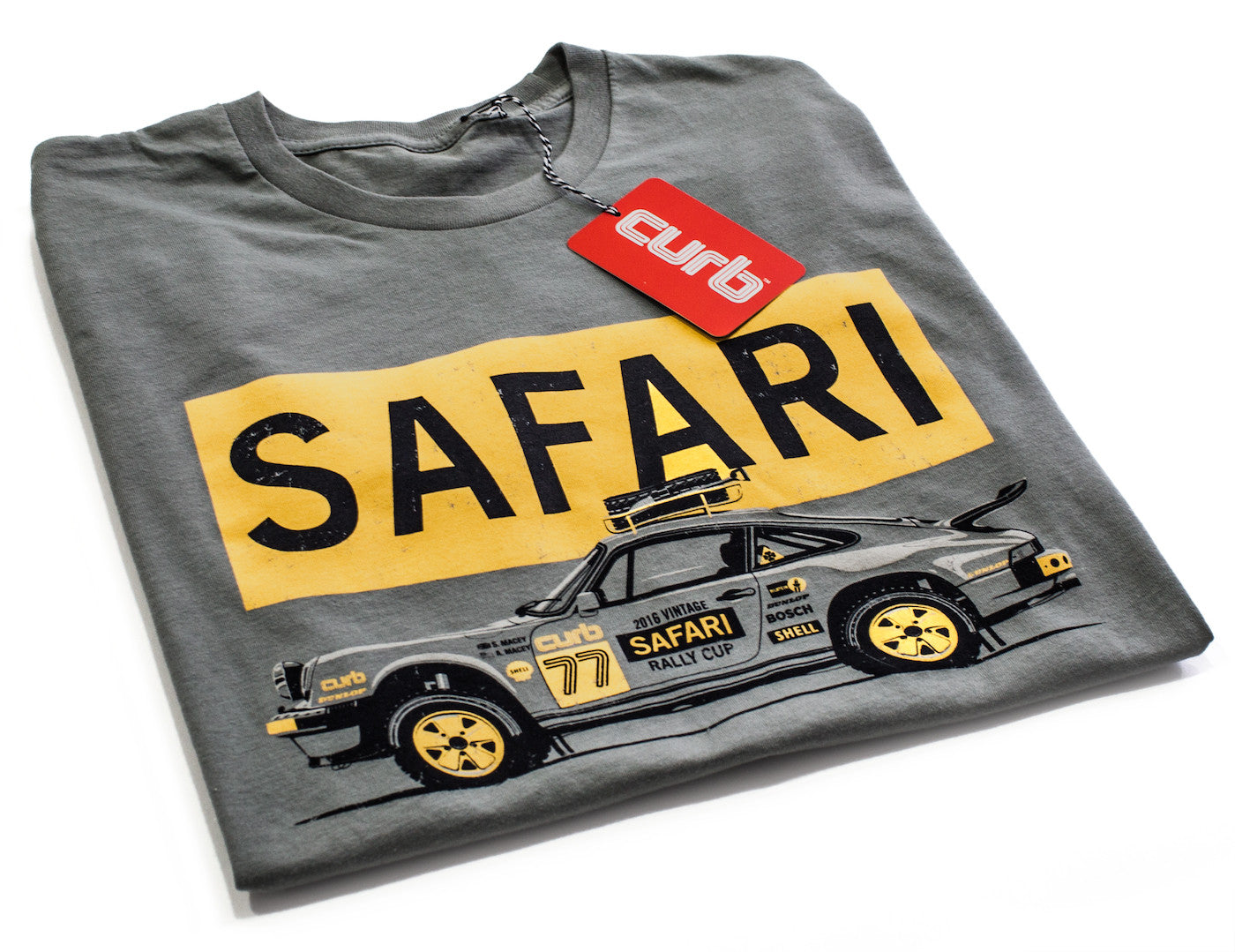 Curb 911 SAFARI