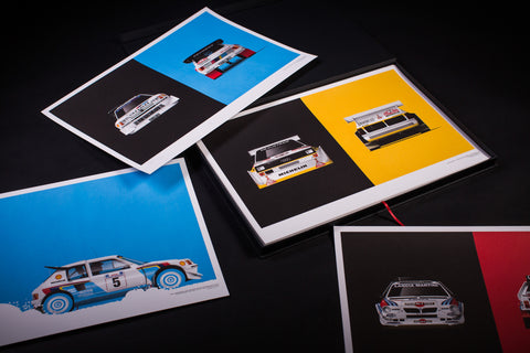 Group B 30th Anniversary Box