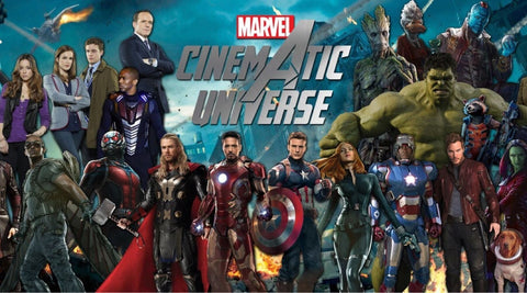 Marvel Cinematic Universe - Marvel World